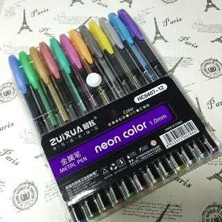 12pcs. Metal Pen