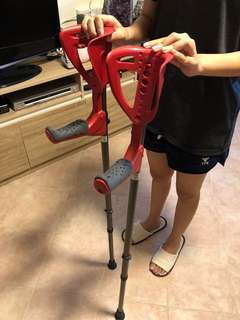 Used Crutches