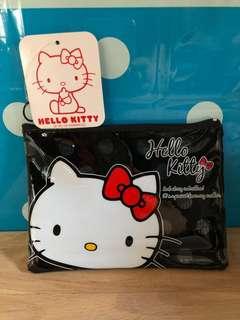 Hello Kitty 化妝袋 - 日本限定版