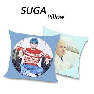 BTS Suga Pillow