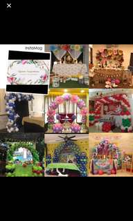 Taking order for decoration like for bday parties...table setup...backdrop...balloon arch n columns pls pm me for more details..https://www.facebook.com/GulharInspirations/👍pls like n follow my page.