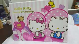 Hello Kitty Love & Friendship Stamp Book