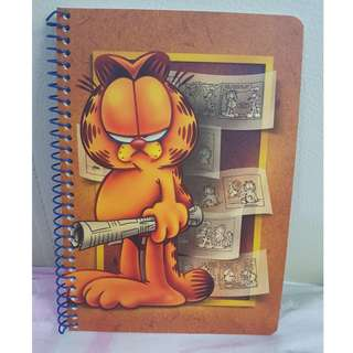 Garfield Notebook