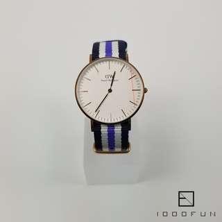 全新 Daniel Wellington Classic Trinity 手錶