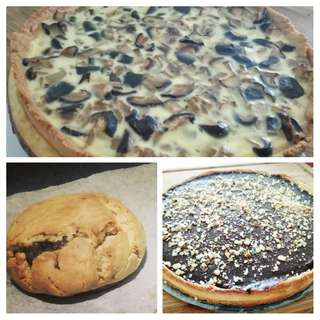 Baking class, master the shortcrust pastry