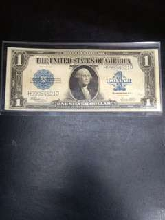 United States of America USA 1 dollar 1923 series