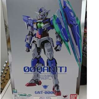 全新 bandai METAL BUILD  00Q QAN[T]  高達  合金