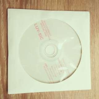 NCT Taeyong LUV-SIC Seasons Greetings by Love Beat || CD