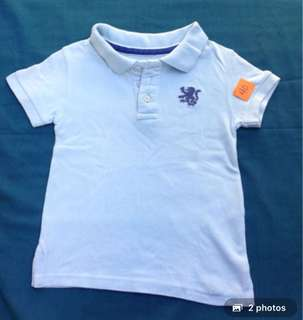 Cotton-On polo shirt for 3T