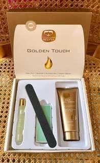 Kedma 24k Gold Nail Kit With Dead Sea Minerals