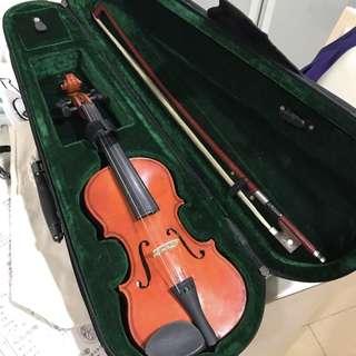 🚚 法蘭山德 99成新小提琴 買別隻出售 可議價