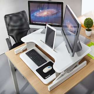 ✔️(*Instock*)Ergonomic Standing Desk/Height-adjustable Desk