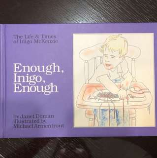 Enough, Inigo. Enough