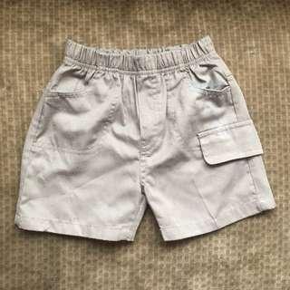 B.B. Club Khaki Shorts for Boys