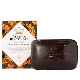 Nubian Heritage African Black Soap [always instock]