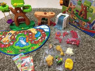 fisher price little people animal sounds(zoo)