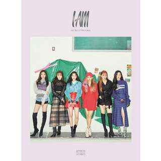 [PREORDER] (G)I-DLE - I Am (1st Mini Album)
