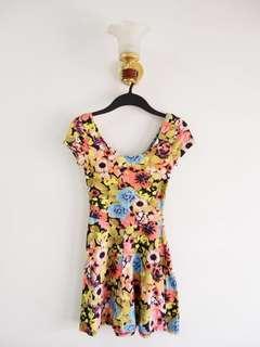 🌸Floral Dress