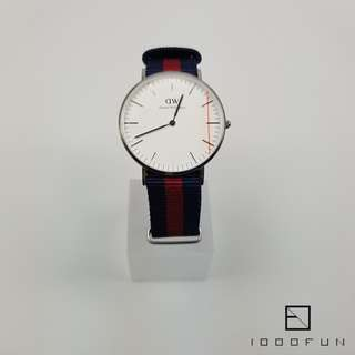 全新 Daniel Wellington Classic Oxford 手錶