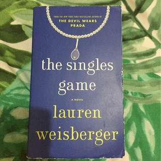 Single's Game by Lauren Weisberger