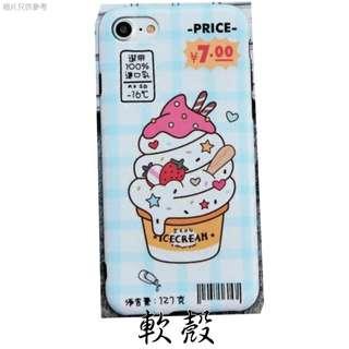 雪糕 IPhone殼
