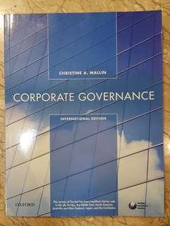 Corporate Governance Christine A. Mallin