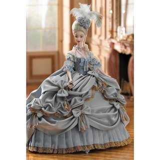 Marie Antoinette Barbie Collectible