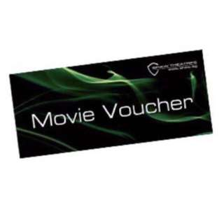 Trade shaw voucher for Gv voucher