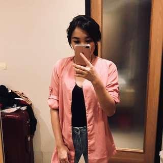 BKK Top in Pink