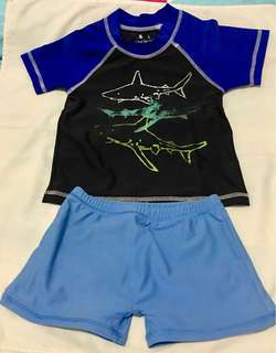 Jumping Beans swimwear for boys (3t-4t)