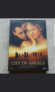 Original DVD City Of Angels