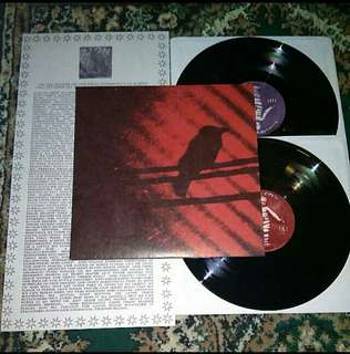 """Silver Mt Zion """"Born Into Trouble As The Sparks Fly Upward"""" Vinyl LP Record"""