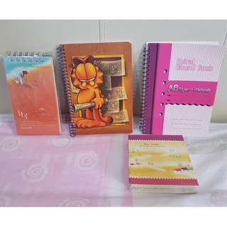 Buy 3 Get 1 Free Notebooks