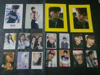 CLEARANCE PHOTOCARDS!!!