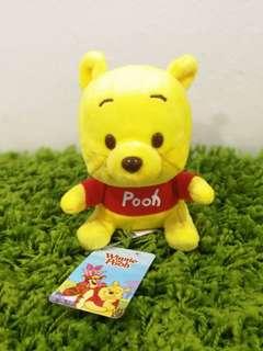 BN Disney Winnie the Pooh keychain