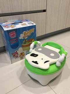 Children toilet seat potty
