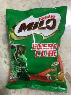 [最後機會]有現貨美祿方格 Milo Energy Cube100粒裝零食/飲品