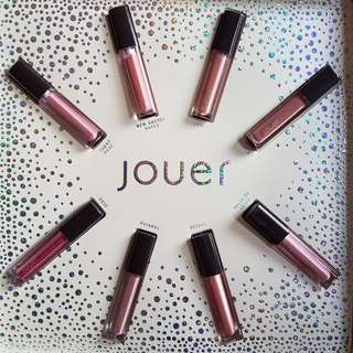 Jouer Cosmetics Holiday 2017 Best of Nudes