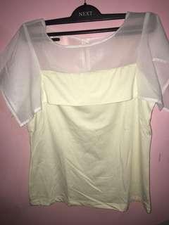 Blouse tshirt
