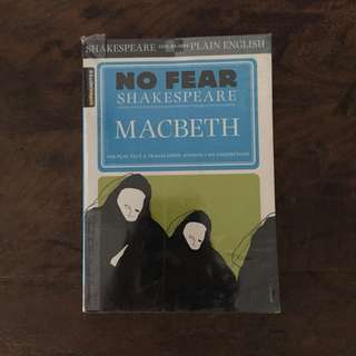 No Fear Macbeth