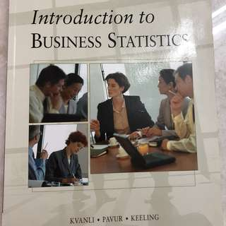 Brand New Introduction to Business Statistics