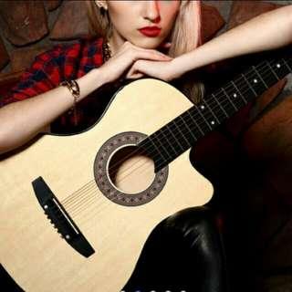 brand new 38inch guitar acoustics