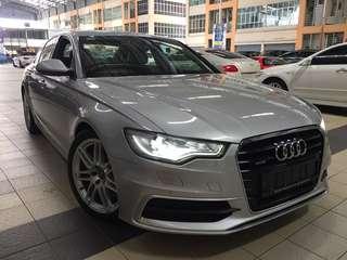 Audi A6 3.0 Quattro S Line 2012 Unreg