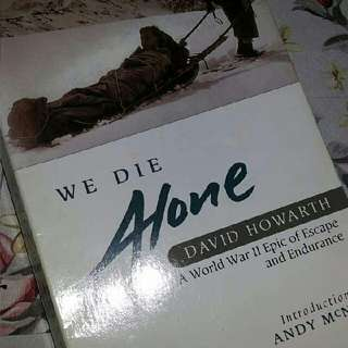 if we die alone