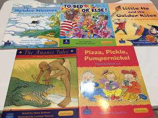 Children's books for ages 6-8