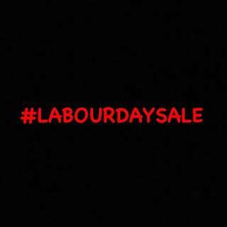 #labourdaysale