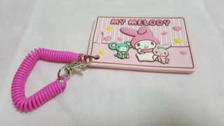 My Melody Pass Card Holder