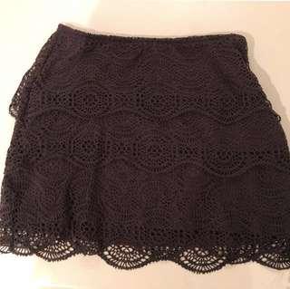 Kookai lace skirt