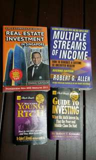 Business and finance book bundle