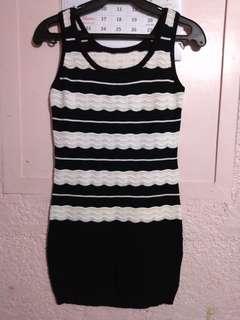 Knitted  minidress